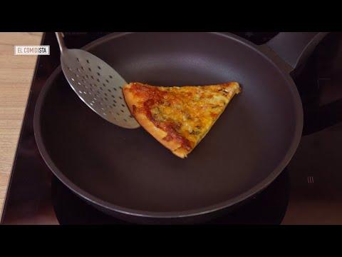 EL COMIDISTA  Trucos para calentar pizza, pasta y arroz sin arruinarlos