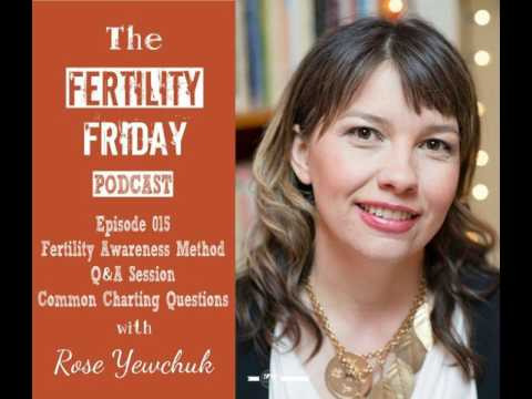 FFP 015 | Fertility Awareness Method Cycle Charting Q&A Session | Common Charting Questions |...