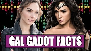 7 Things You May Not Know About Gal Gadot by Clevver Movies