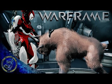 Warframe: Lets' Talk About Scooter (My Kubrow) | Tower Capture Mission