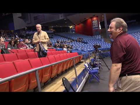A Day in the Life : UD Arena Site Manager
