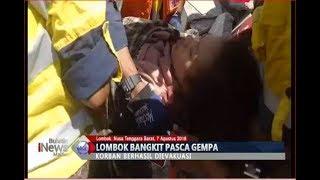 Video Detik-detik Evakuasi Korban Selamat Gempa Lombok yang Tertimpa Reruntuhan Bangunan - BIM 07/08 MP3, 3GP, MP4, WEBM, AVI, FLV Oktober 2018