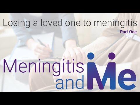 Meningitis & Me: Losing a loved one to meningitis (Part 1)