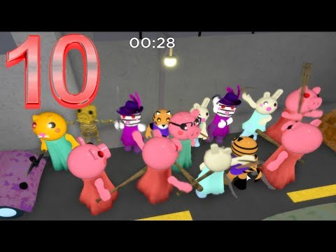 ROBLOX PIGGY CHAPTER 10 PARTY