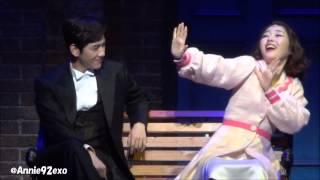 Video 140801 昼 〇 4 EXO Baekhyun Singin' In The Rain Musical 싱잉인더레인 뮤지컬 音あり MP3, 3GP, MP4, WEBM, AVI, FLV September 2019