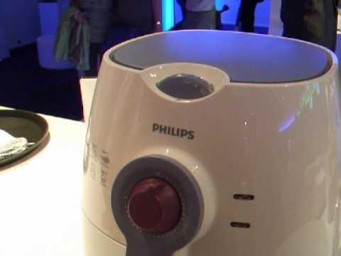IFA 2010 - Philips AirFryer, la friggitrice ad aria