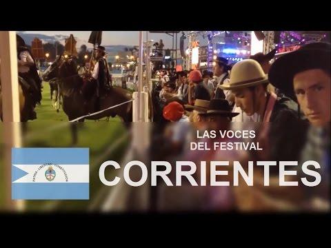CORRIENTES | Las Voces del Festival de Jesús María 2016