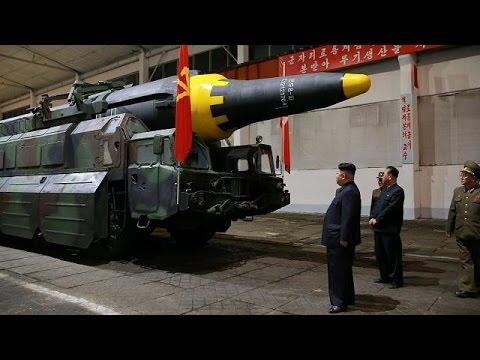 Σε ιαπωνικά νερά έπεσε πύραυλος της Βόρειας Κορέας