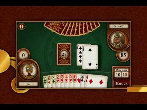 Video of Aces Gin Rummy