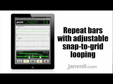 """Jammit ipad iphone app Peter Frampton Video Show Me The Way  """"learn to play bass"""""""