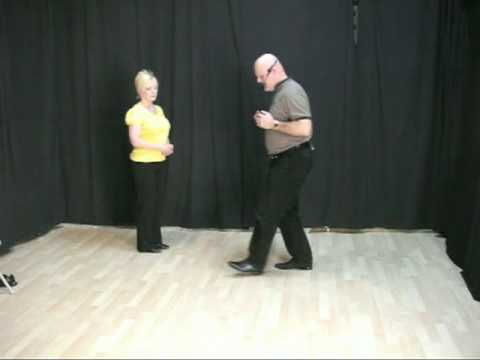 Waltz - A video summary of a 1 hour Waltz lesson in the Intro to Ballroom Series. This is a good video to get you on the dance floor dancing the Fox Trot! Visit www....