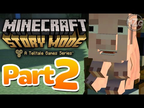 Big Changes! - Minecraft: Story Mode - Episode 4: Part 2 (Let's Play Playthrough)