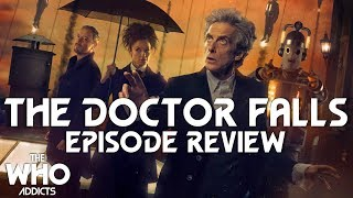 James, Matthew, Liv and Jacob are back to review the final episode of Series 10, The Doctor Falls!