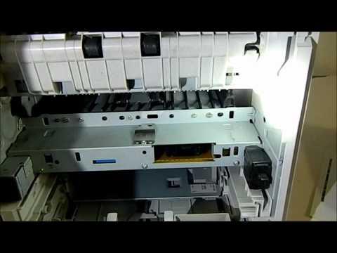 HP LaserJet P4014 Common Issues
