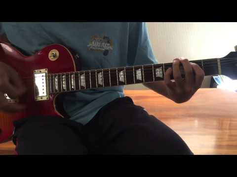 山本彩 夢のdead body guitar cover (видео)