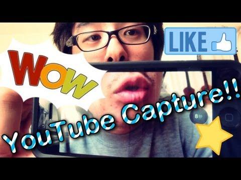 Google公式 YouTube投稿アプリ「YouTube Capture」を使ってみた!