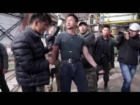 Wolf Warriors 2 Trailer: Africa Action
