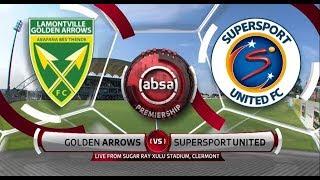 Video Absa Premiership 2018/19 | Golden Arrows vs SuperSport United MP3, 3GP, MP4, WEBM, AVI, FLV Februari 2019