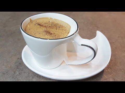 CREMA DI CAFFE COME QUELLA DEL BAR