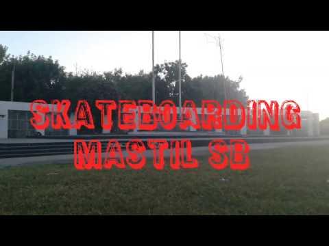 Guernica skateboarding montaje