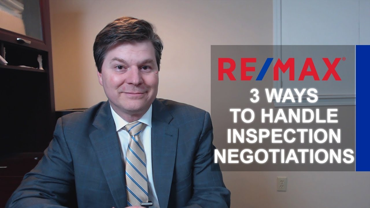 3 Ways to Handle Home Inspection Negotiations