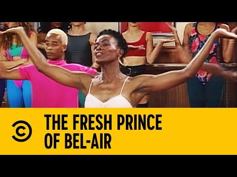 Aunt Viv's Incredible Dance Routine | The Fresh Prince Of Bel-Air