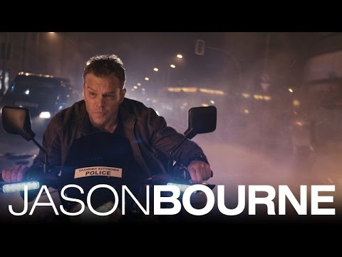 Jason Bourne (TV Spot 'Now Playing')