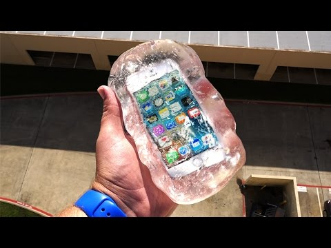 Can Liquid Glass Putty Protect iPhone SE From 100 FT Drop Test? - GizmoSlip