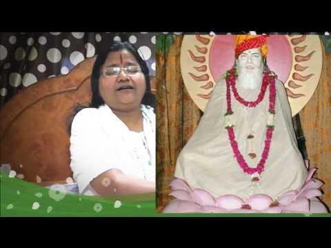 bhor bhayi din chad gaya mere baba arati guru ki