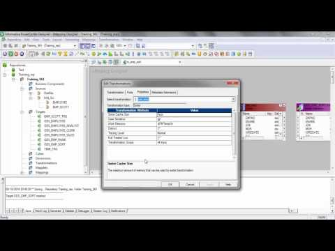 Learning - Informatica Sorter Transformation Online Training Video