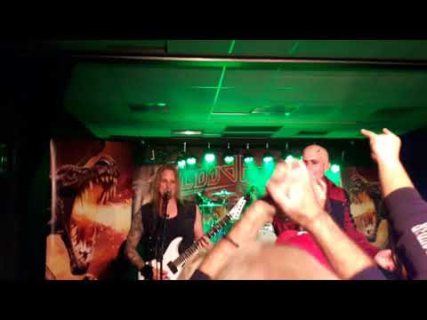 Bloodbound - Stormborn (Live at Klubb Plektrum - 2017-10-07)