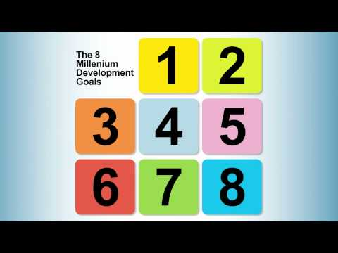 millennium development goals - This video was produced in 2012 by the School of International Development, University of East Anglia. The School is committed to making a difference, contri...