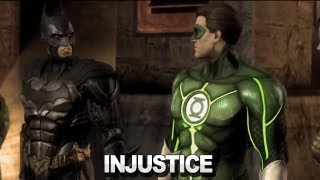 Видео Injustice: Gods Among Us Ultimate Edition