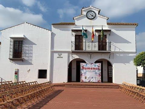 Pasarela Flamenca en La Redondela- Revuelo