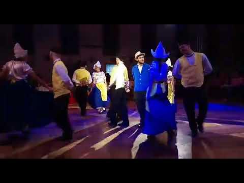 Baile das Etnias 2017 - Homenagem a Van Gogh