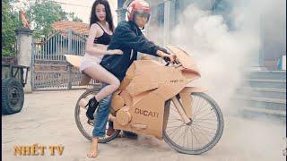 Video Chế tạo ducati panigale v4s từ xe đạp | kawasaki z1000 | nhết tv MP3, 3GP, MP4, WEBM, AVI, FLV Mei 2019