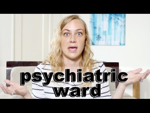 ward - Today I talk about what a psychiatric ward looks like. I spent a few years working at one and wanted to share with you what it is like. Remember that even though they can be a bit scary and...