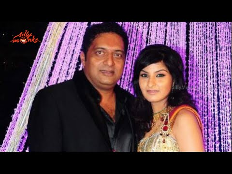 Prakash Raj has a New Born Baby Boy and Enjoys the Moment with his Wife Pony Verma