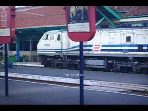 Railway : Argo Gede Goes to Gambir