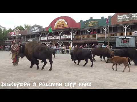 Pullman City Harz Shows Buffalo Bills Wild West Show DisneyOpa