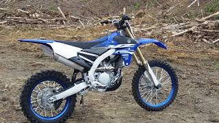 1. 2018 Yamaha YZ250FX Review