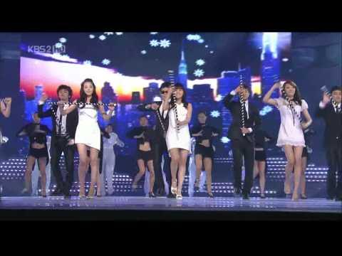 WonderBang on KBS Music Festival 08.12.30 [Opening New York_NewYork]