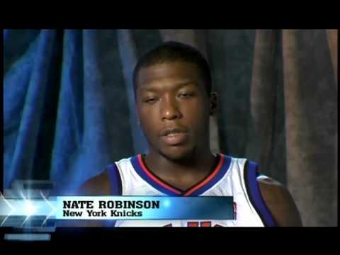"""NBA Blooper - Rookies doing their """"things"""""""