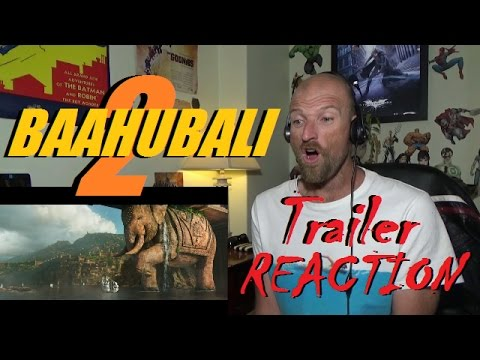 Video Baahubali 2 - Official Trailer - Reaction download in MP3, 3GP, MP4, WEBM, AVI, FLV January 2017