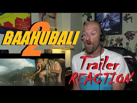 Baahubali 2 - Official Trailer - Reaction