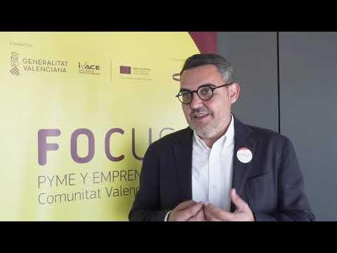 Entrevista a José Enrique García Llop en Focus Pyme y Emprendimiento Llíria 2019[;;;][;;;]