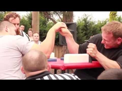 Australian Armwrestling Championships 2011