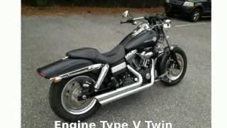 3. 2009 Harley-Davidson Dyna Glide Fat Bob Info, Walkaround