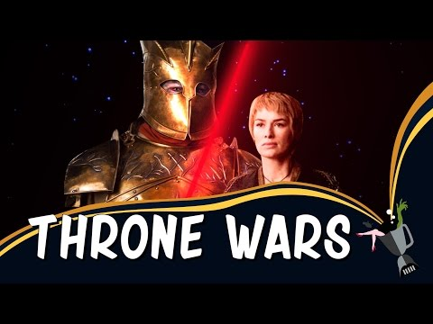 Throne Wars Game of Thrones x Star Wars Mashup