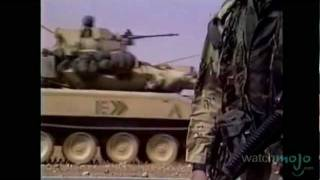Timeline Of Operation Desert Storm